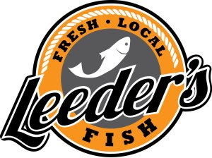 Leeders Fish logo